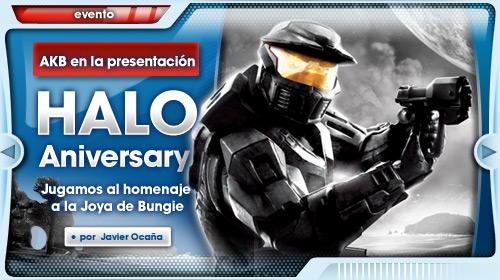Halo: Combat Evolved Anniversary es un título que no puede faltar en vuestras librerías