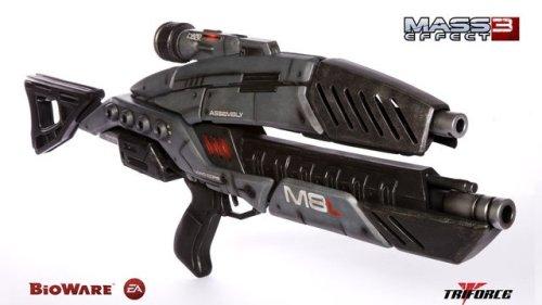 M-8 Mass Effect