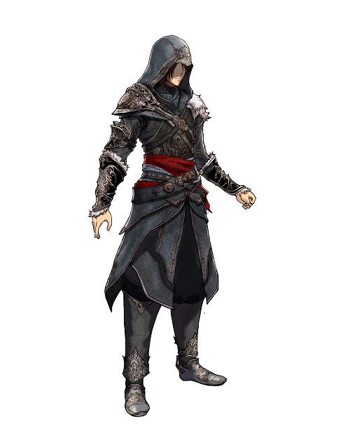 Ezio FF XIII-2
