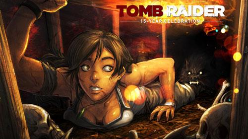 Tomb Raider Galería 15 aniversario