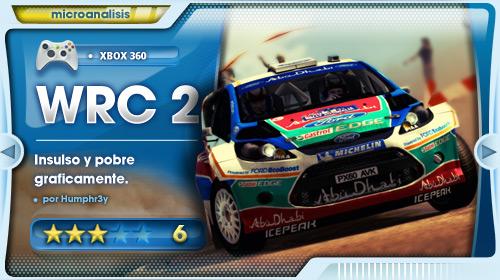 Análisis WRC 2