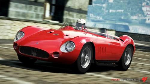 Forza 4 Maserati 300 S