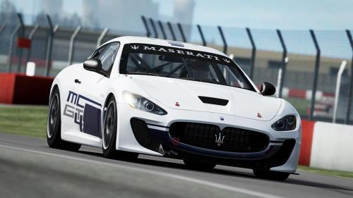 Forza 4 Maserati GranTurismo MC GT4