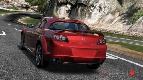 Forza 4 Mazda RX8 R3  2011