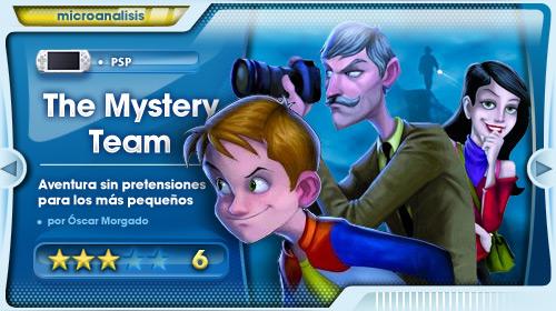 [AKB] Mistery Team