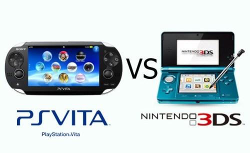 [AKB] PS Vita vs 3DS