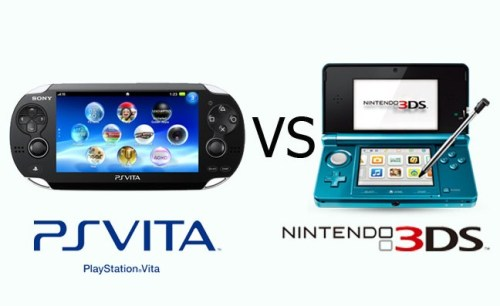 [AKB] PS Vita vs 3DS