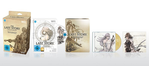 The Limited Edition The Last Story