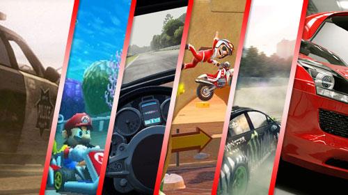 Los mejores juegos de coches de 2011
