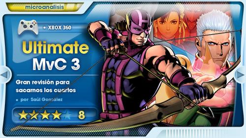 [AKB] Ultimate Marvel vs. Capcom 3