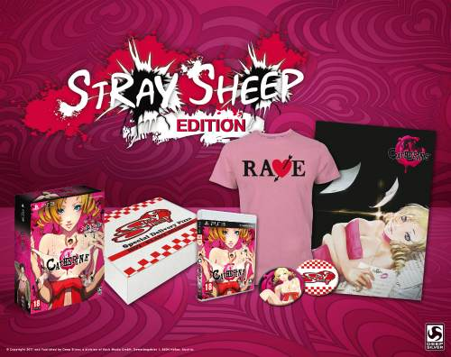 [AKB] Catherine Stray Sheep Edition