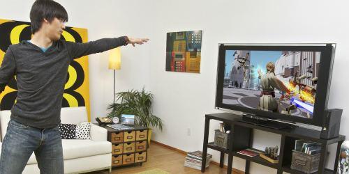[AKB] Kinect Star Wars