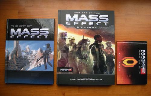 The Art Of Mass Effect Universe