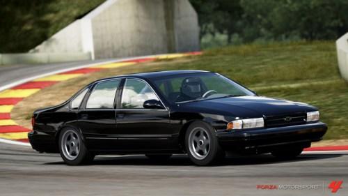 Chevrolet Impala SS 1996