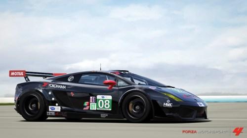 Lamborghini #08 West Yokohama Gallardo LP560-4
