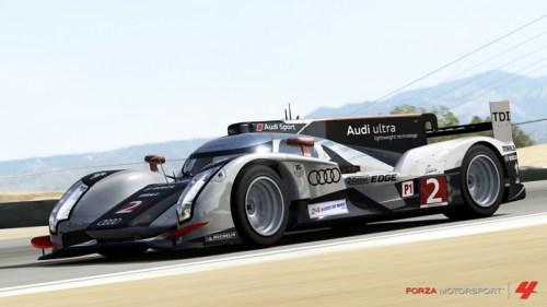 Audi R18 TDI Forza 4