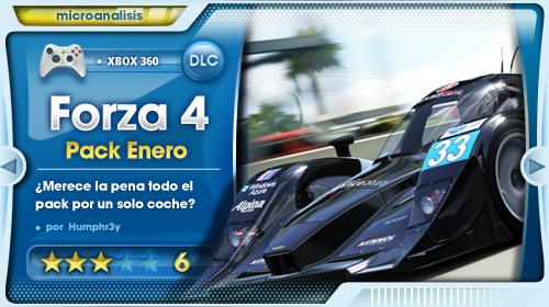 Análisis Forza Motorsport 4 - DLC Enero