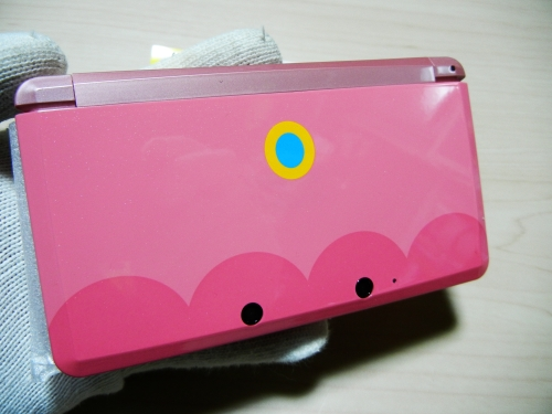 Nintendo 3DS Peach Edition
