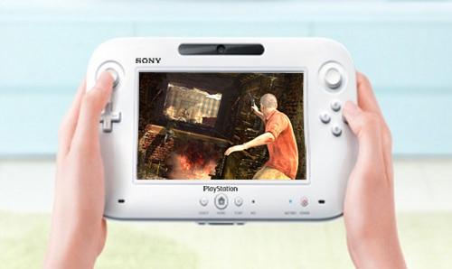 Nueva patente de Sony imita a WII U