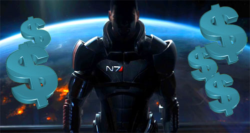 Ventas de Mass Effect 3