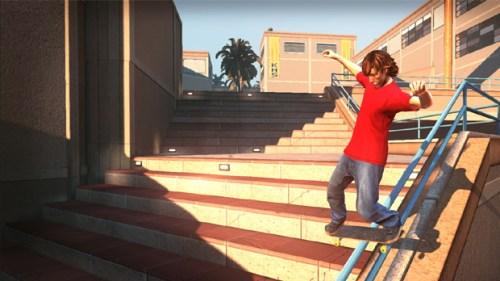[AKB] Tony Hawk's Pro Skater HD