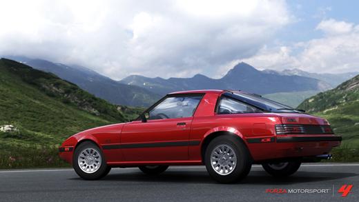 Mazda RX-7 GSL 1985 Forza Motorsport 4