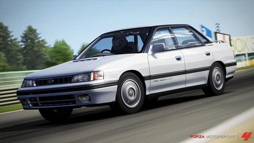 1990 Subaru Legacy RS Forza 4