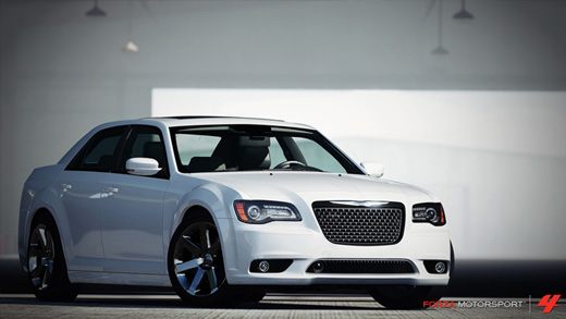 2012 Chrysler 300 SRT8 Forza 4