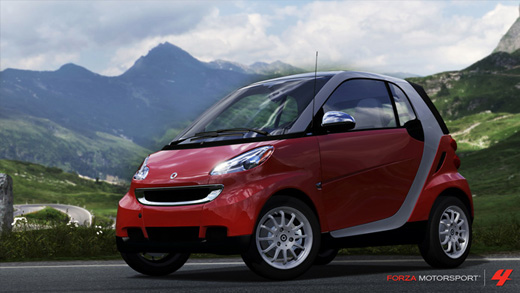 2012 Smart ForTwo Forza 4