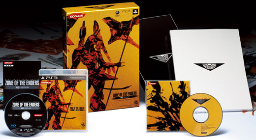 Zone of the Enders HD Collection Premium Package