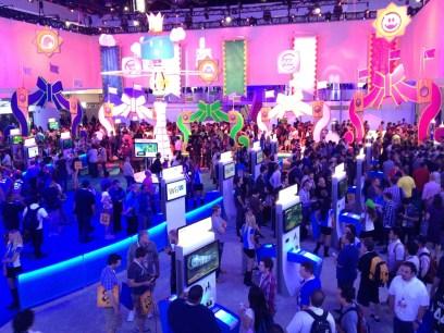 Nintendo en el E3 2012