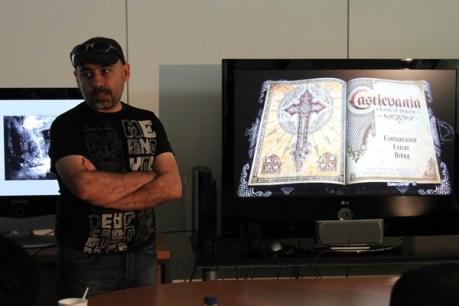 Enric Álvarez, de Mercury Steam, creadores de Castlevania LOS