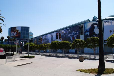Otro ángulo del Convention Center