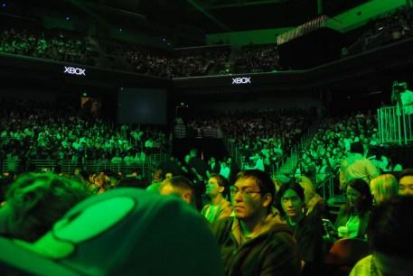 Conferencia de Microsoft E3 2012