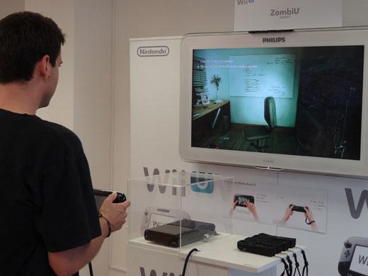 Evento Wii U Zombie U