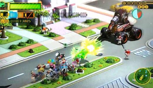 Project P100 de Platinum Games para Wii U