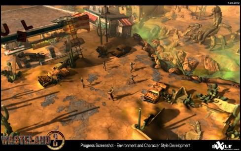 Primera imagen de Wasteland 2