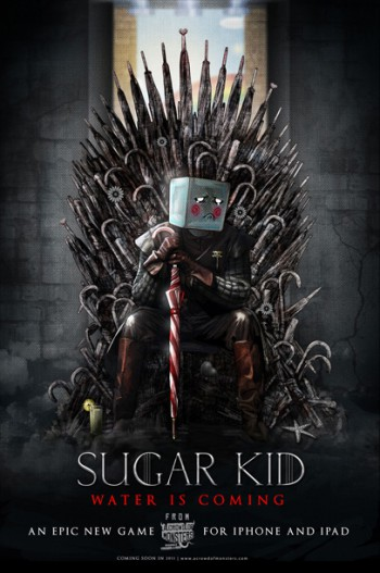 Sugar Kid teaser poster
