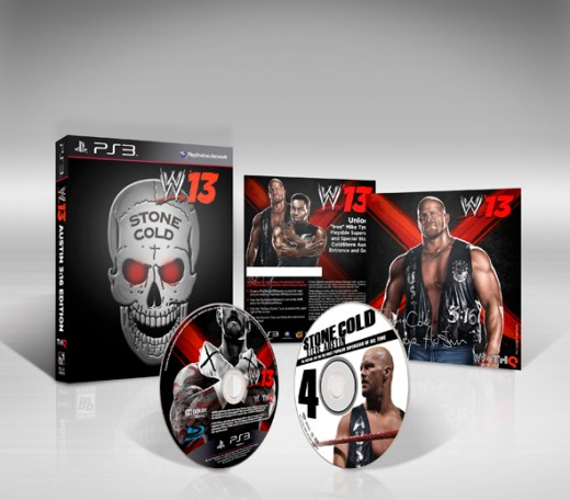 [AKB] WWE 13 Edicion coleccionista PS3