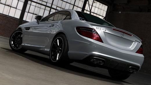 2012 Mercedes Benz SLK 55 AMG