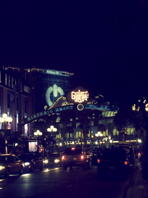 La noche de San Diego