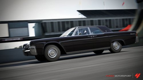 Lincoln Continental 1962 Forza Motorsport 4