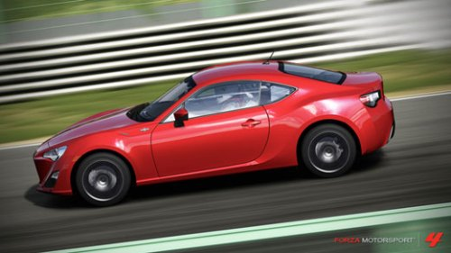Scion FR-S 2013 Forza Motorsport 4