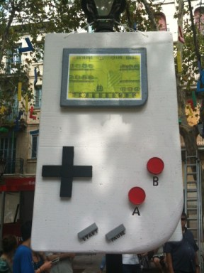 Gracia gameboy