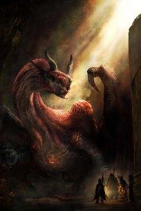 Arte de Dark Arisen, el DLC que expandirá el universo de Dragon's Dogma