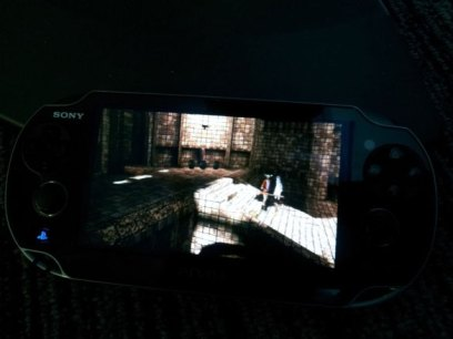 ICO Remote Play en PlayStation Vita
