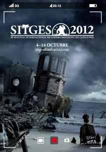 Cartel del Festival de Cine de Sitges 2012