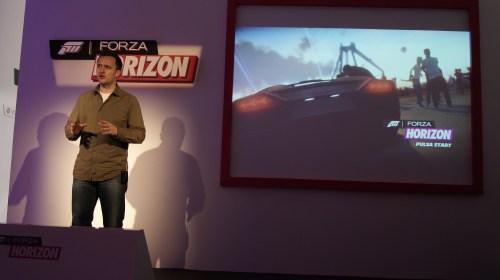 Presentación madrileña de Forza Horizon