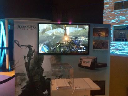 Assassin's Creed 3 en Wii U
