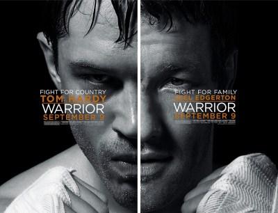 """Pósters de """"Warrior"""", una de las mejores películas que he podido ver en Sitges 2012"""
